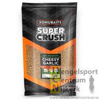 Sonubaits super crush cheesy garlic crush 2 kg