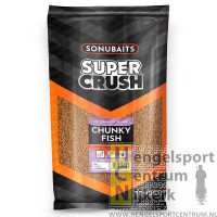 Sonubaits super crush chunky fish 2 kg
