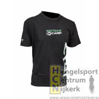 Sensas t-shirt IM7 zwart