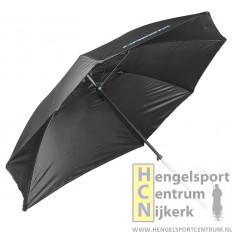 Cresta flat side paraplu zwart 250 cm