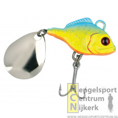 Spro Asp Jigging Spinner BLUE BACK CHART