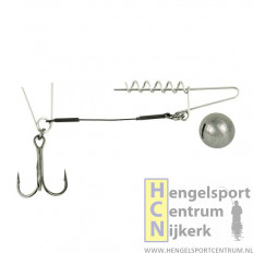 Spro softbait spiral stinger rig 10 cm