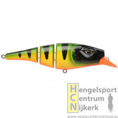 Spro plug Pikefighter triple jointed jr 11 cm MASKED PERCH