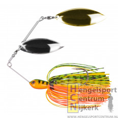 Spro Ringed Spinnerbait 14 gram FIRE TIGER