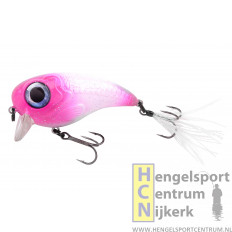 Spro plug Fat Iris 8 cm FLAMINGO