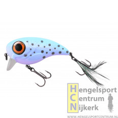 Spro plug Fat Iris 8 cm PEARL TROUT