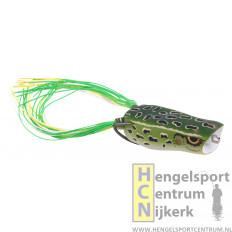 Spro Bronzeye Popper Frog Kikker NATURAL