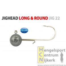 Spro Jighead long & round