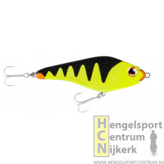 Spro Plug The Rapper 128SS Slow Sinking YELLOW TIGER