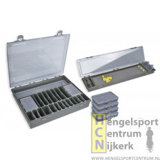 Strategy tackle box system complete opbergdoos (1 + 5)