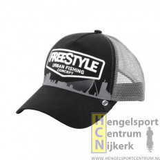 Freestyle pet trucker cap bk front