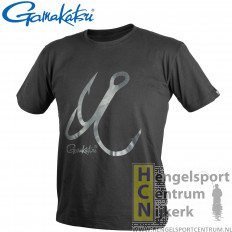 Gamakatsu all black t-shirt