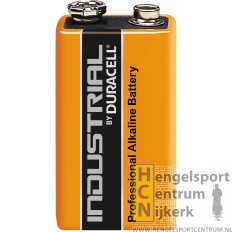 Duracell batterij blok 9 volt