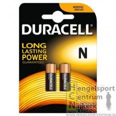 Duracell 1.5 volt batterijen
