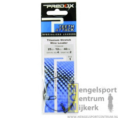 Predox titan stretch wire 40 cm