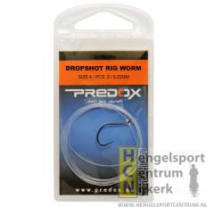 Predox onderlijn worm