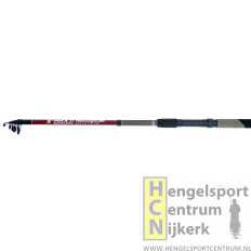 Albatros x-max telescopische werphengel 240 cm