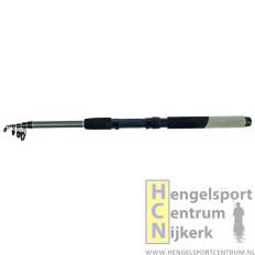 Albatros Vertex telescopische spinhengel 240 cm