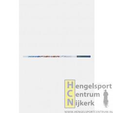 Albatros kingfisher oversteekhengel 950 cm