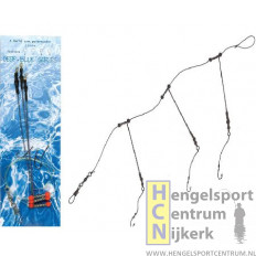 Albatros 3 Metal Arm Paternoster