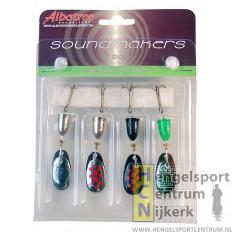 Albatros soundmaker spinkit 4-delig