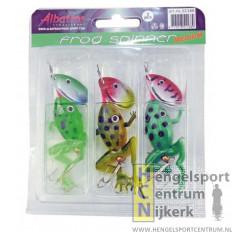 Albatros Spinkit Frog/Kikker