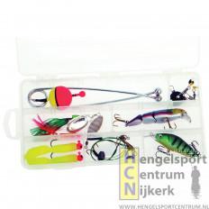 Albatros ready2fish pike kit