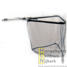 Predox rubbercoated snoeknet 200 cm