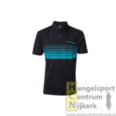 Drennan Black Lines Polo Shirt