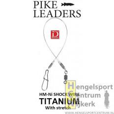 Dragon Leaders HM-Ni Titanium Wire