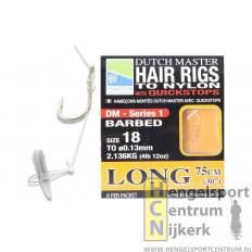 Preston Dutch Master Hair Rigs Long 76 cm