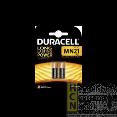 Duracell MN21/A23 batterijen 12 volt