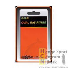 ESP Oval Rig Rings 4.5 mm
