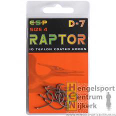 ESP Haak Raptor D7 maat 2