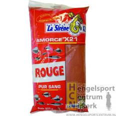 X21 Amorce La Sirène Lokvoer Rood