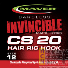 Maver haak CS 20 Hair Rig Hook