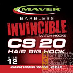 Maver haak CS 20 Hair Rig Hook