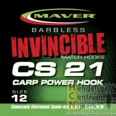 Maver haak CS 21 Carp Power Hook