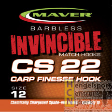 Maver haak CS 22 Carp Finesse Hook