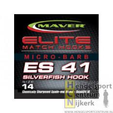 Maver haken ES41 Silverfish