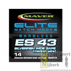 Maver haken ES43 Wide Gape