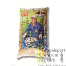 Marcel van den Eynde G5 licht 2 kg