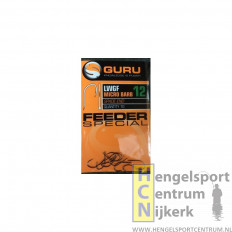 Guru haak light wide gape feeder hook