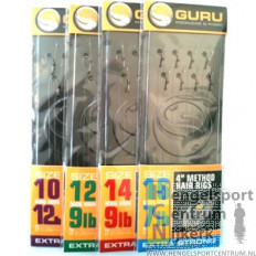 Guru 4'' Method Hair Rigs