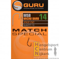 Guru haak Match Special Barbed