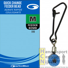 Garbolino quick change feederbeads