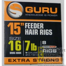 "Guru 15"" Feeder Hair Rigs"