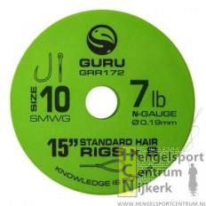 Guru onderlijn SMWG Standard Hair 15