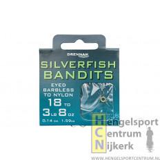 Drennan onderlijn bandit silverfish