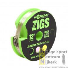 Korda Ready Zigs